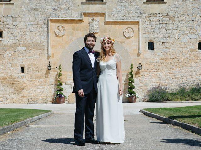 La boda de Luis y Bea en Huermeces, Burgos 15