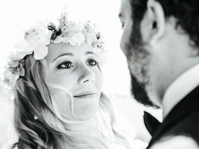 La boda de Luis y Bea en Huermeces, Burgos 16