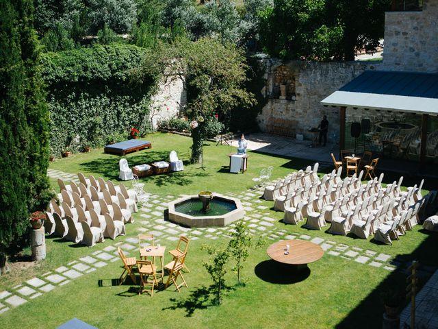 La boda de Luis y Bea en Huermeces, Burgos 17