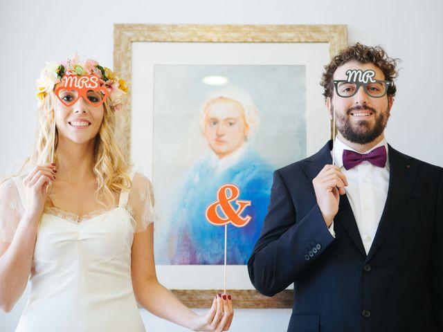 La boda de Luis y Bea en Huermeces, Burgos 21