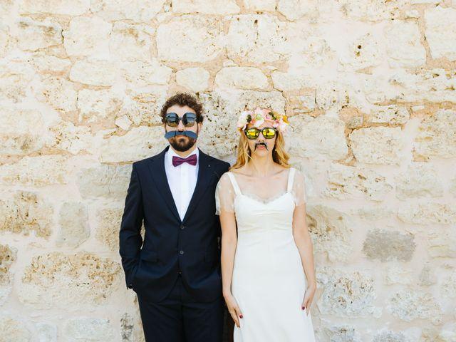 La boda de Luis y Bea en Huermeces, Burgos 22