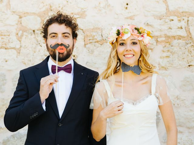 La boda de Luis y Bea en Huermeces, Burgos 23