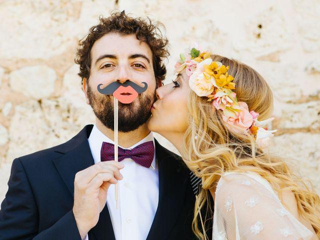 La boda de Luis y Bea en Huermeces, Burgos 24