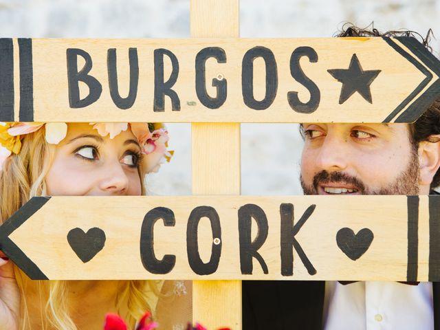 La boda de Luis y Bea en Huermeces, Burgos 25