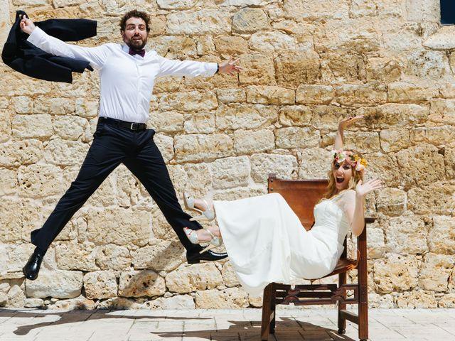 La boda de Luis y Bea en Huermeces, Burgos 2