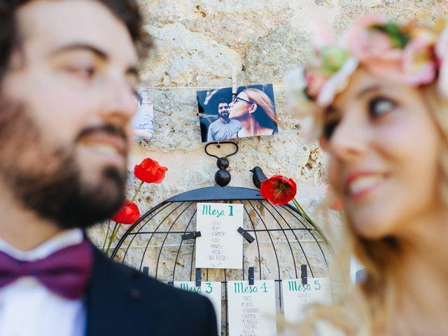 La boda de Luis y Bea en Huermeces, Burgos 27