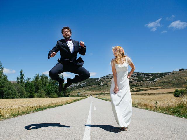 La boda de Luis y Bea en Huermeces, Burgos 29