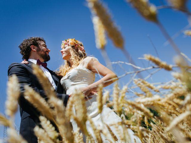 La boda de Luis y Bea en Huermeces, Burgos 30