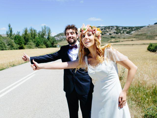 La boda de Luis y Bea en Huermeces, Burgos 31