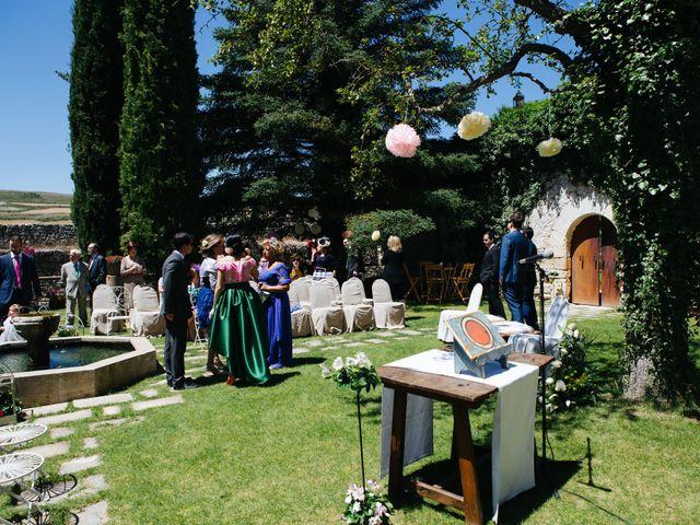 La boda de Luis y Bea en Huermeces, Burgos 32