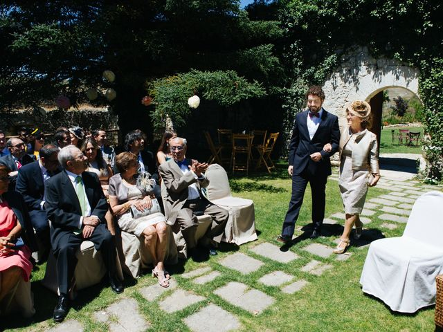 La boda de Luis y Bea en Huermeces, Burgos 33