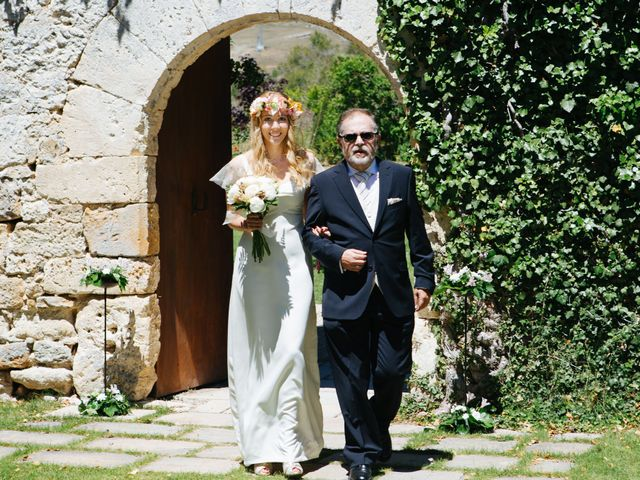 La boda de Luis y Bea en Huermeces, Burgos 34