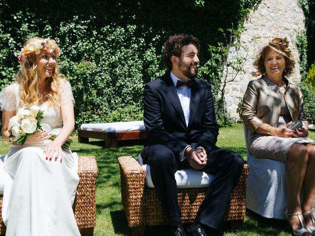 La boda de Luis y Bea en Huermeces, Burgos 35