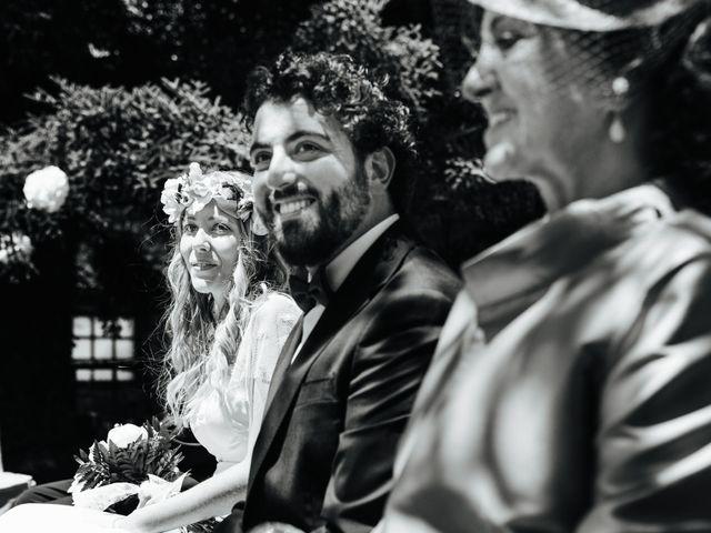 La boda de Luis y Bea en Huermeces, Burgos 37