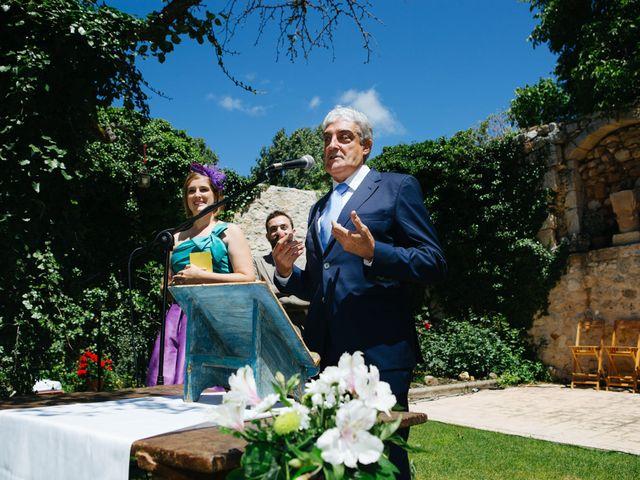 La boda de Luis y Bea en Huermeces, Burgos 38