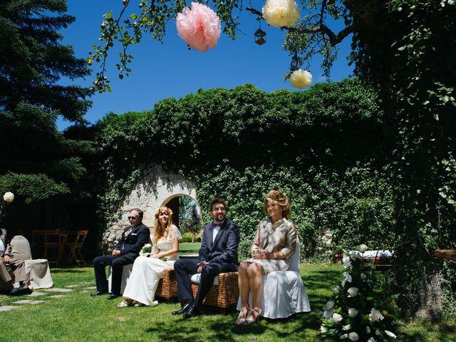 La boda de Luis y Bea en Huermeces, Burgos 39
