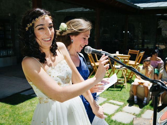 La boda de Luis y Bea en Huermeces, Burgos 40