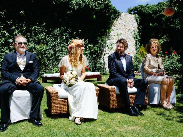 La boda de Luis y Bea en Huermeces, Burgos 42