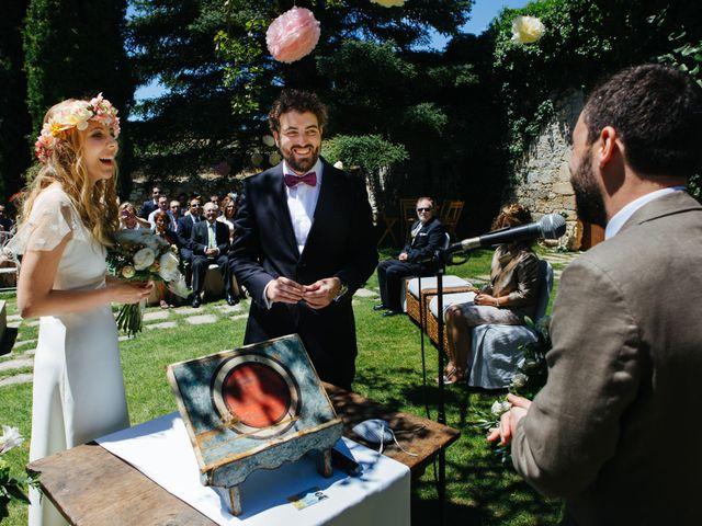 La boda de Luis y Bea en Huermeces, Burgos 43