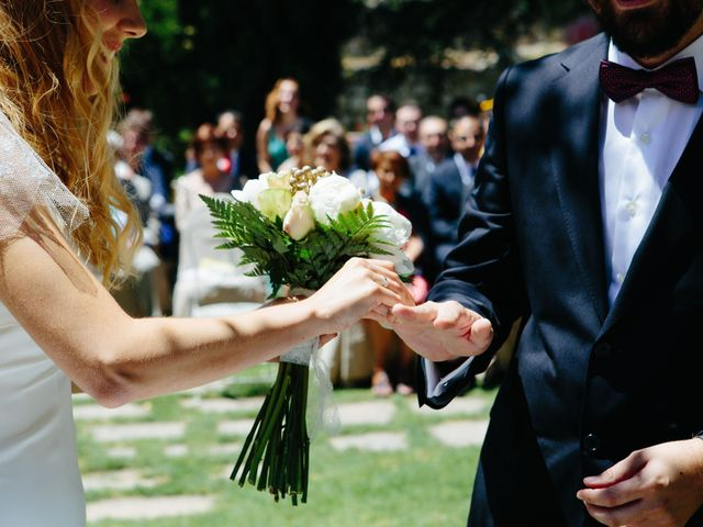 La boda de Luis y Bea en Huermeces, Burgos 45