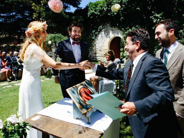 La boda de Luis y Bea en Huermeces, Burgos 46