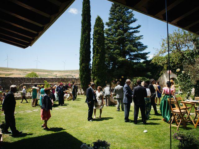 La boda de Luis y Bea en Huermeces, Burgos 49