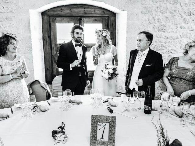 La boda de Luis y Bea en Huermeces, Burgos 52