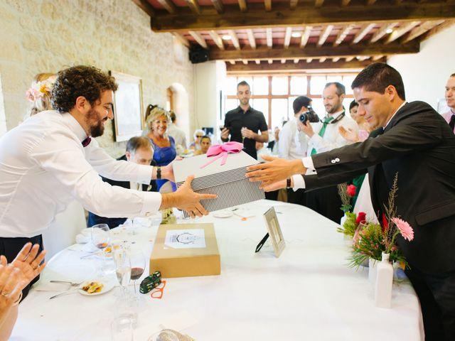 La boda de Luis y Bea en Huermeces, Burgos 55
