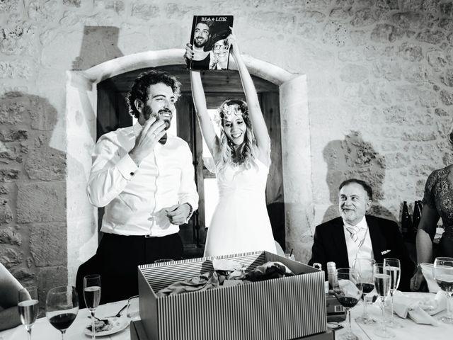 La boda de Luis y Bea en Huermeces, Burgos 56