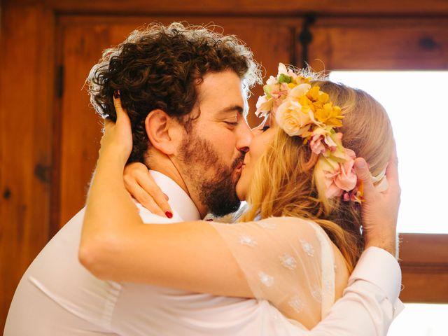 La boda de Luis y Bea en Huermeces, Burgos 57