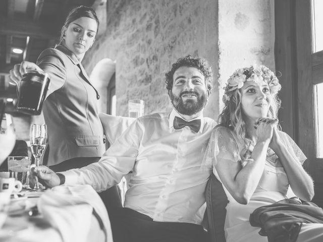 La boda de Luis y Bea en Huermeces, Burgos 58