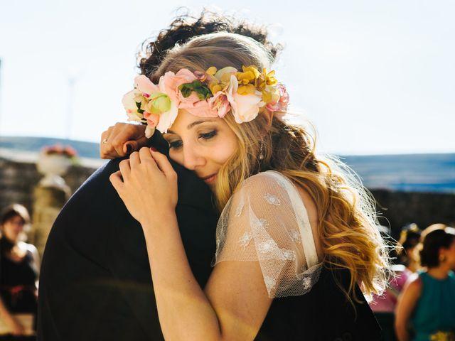 La boda de Luis y Bea en Huermeces, Burgos 59