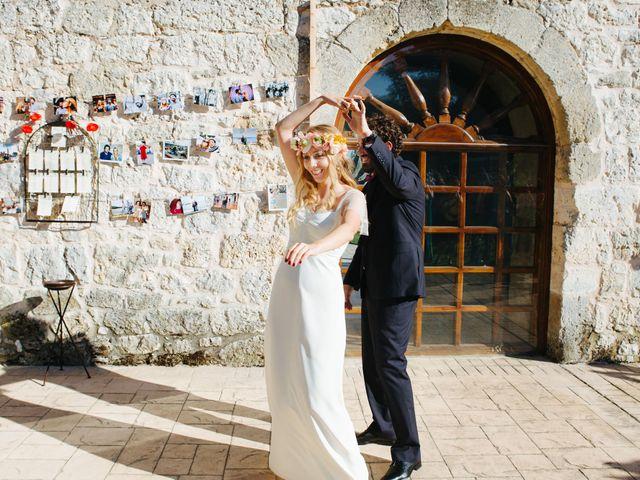 La boda de Luis y Bea en Huermeces, Burgos 60