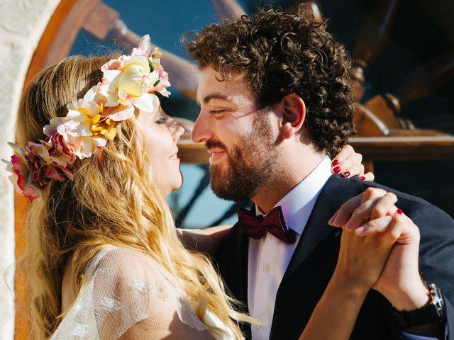 La boda de Luis y Bea en Huermeces, Burgos 61