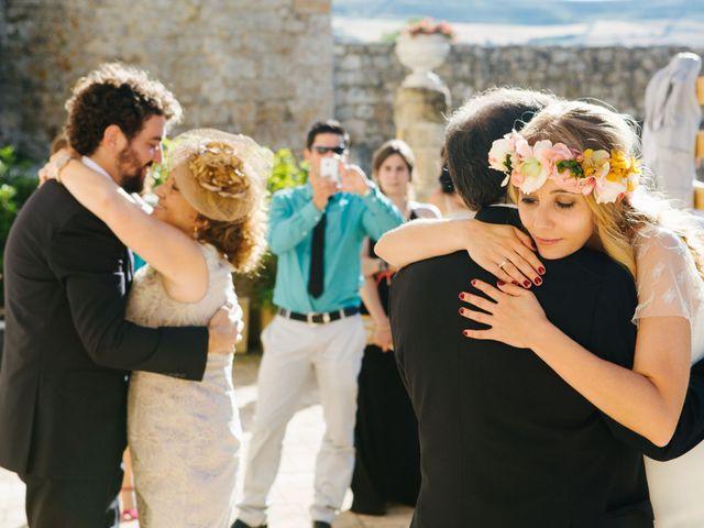 La boda de Luis y Bea en Huermeces, Burgos 62