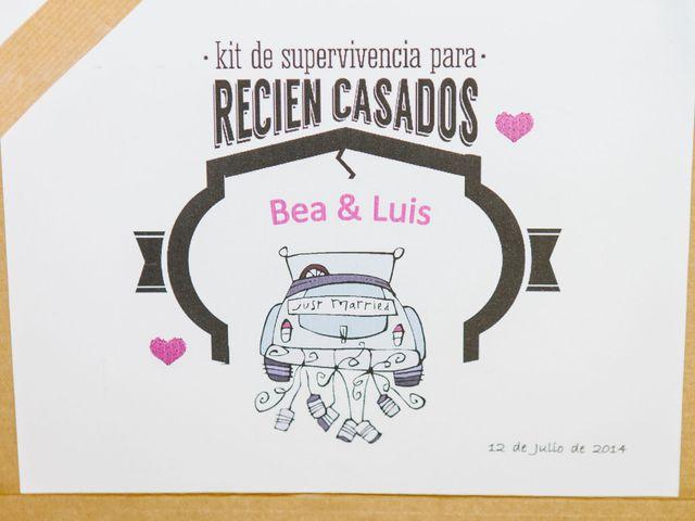 La boda de Luis y Bea en Huermeces, Burgos 67