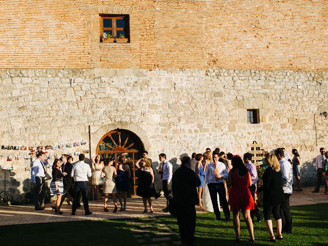 La boda de Luis y Bea en Huermeces, Burgos 68