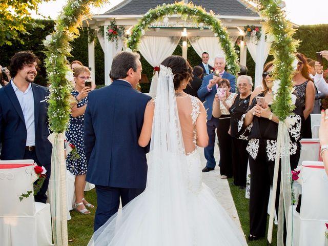 La boda de Dani y Alba en Guadalajara, Guadalajara 24
