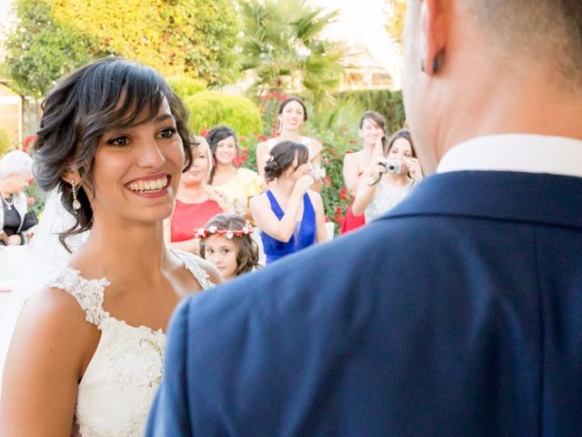 La boda de Dani y Alba en Guadalajara, Guadalajara 26