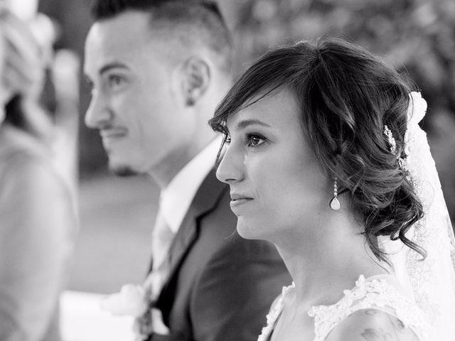 La boda de Dani y Alba en Guadalajara, Guadalajara 30