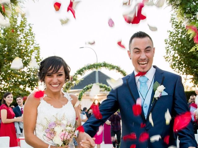 La boda de Dani y Alba en Guadalajara, Guadalajara 34