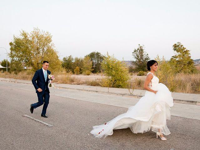 La boda de Dani y Alba en Guadalajara, Guadalajara 37