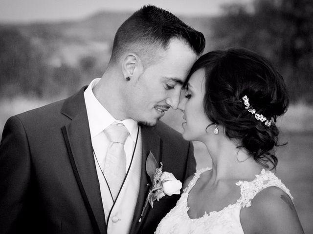 La boda de Dani y Alba en Guadalajara, Guadalajara 43