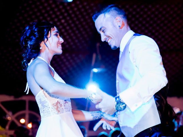 La boda de Dani y Alba en Guadalajara, Guadalajara 50