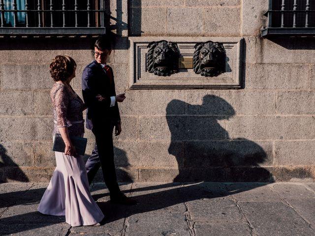 La boda de Beatriz y Antonio en Ávila, Ávila 41