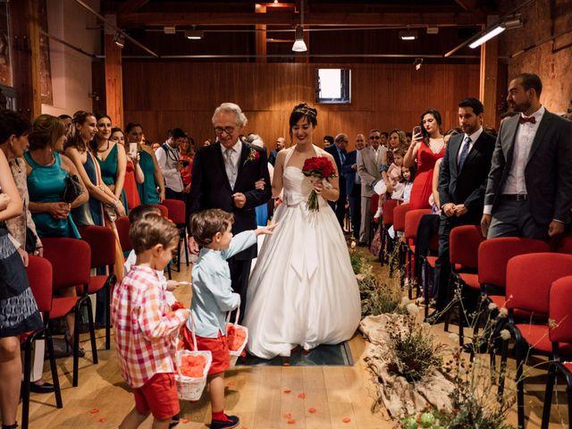 La boda de Beatriz y Antonio en Ávila, Ávila 51