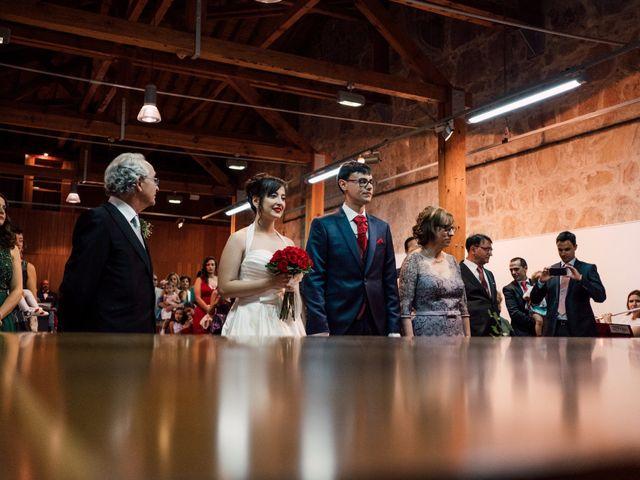 La boda de Beatriz y Antonio en Ávila, Ávila 52