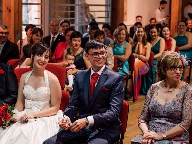 La boda de Beatriz y Antonio en Ávila, Ávila 53