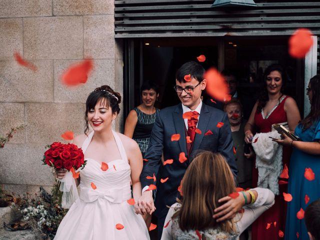 La boda de Beatriz y Antonio en Ávila, Ávila 55
