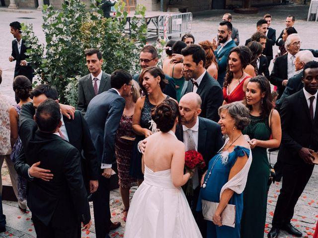 La boda de Beatriz y Antonio en Ávila, Ávila 57